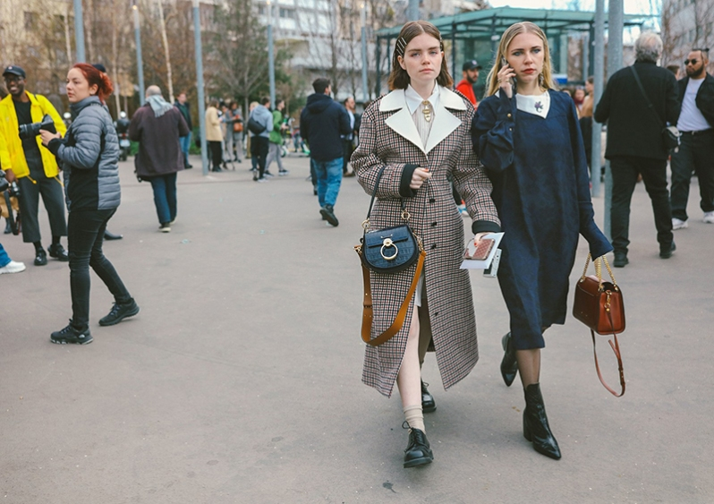 Les 30 plus beaux street style des semaines de la mode Automne/Hiver 2019